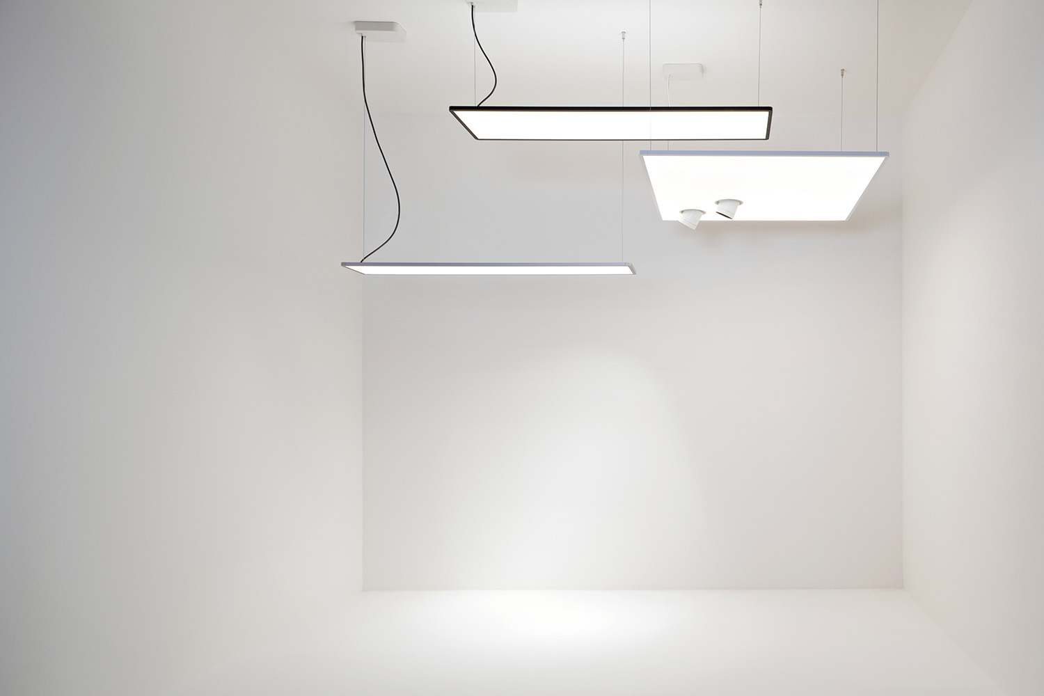 Down - LED Flat Panel Light for Office