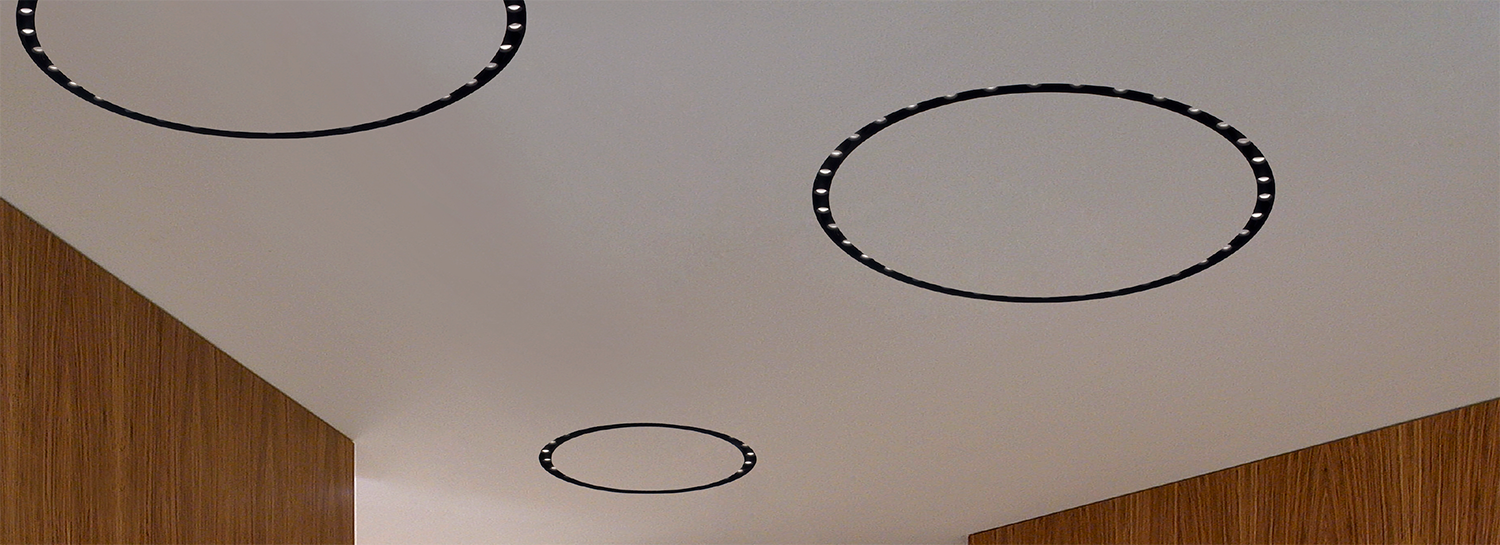 Circle of Lights Commercial Recessed Downlights