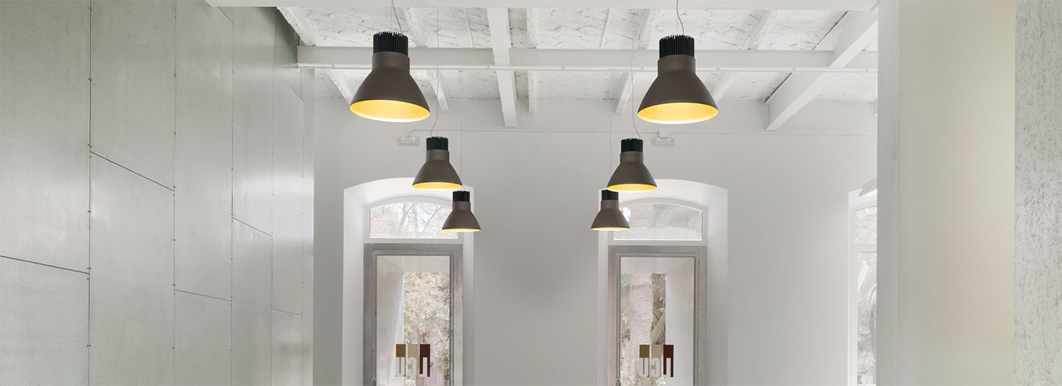 Light Bell Commercial Wall & Ceiling Lights