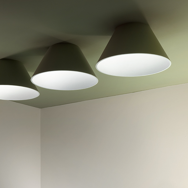 USL Out - Architectural Ceiling Lights | Flos Architectural