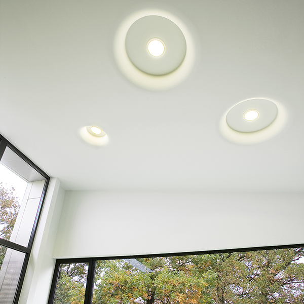 USO 1400 Plaster Ceiling Lights 4