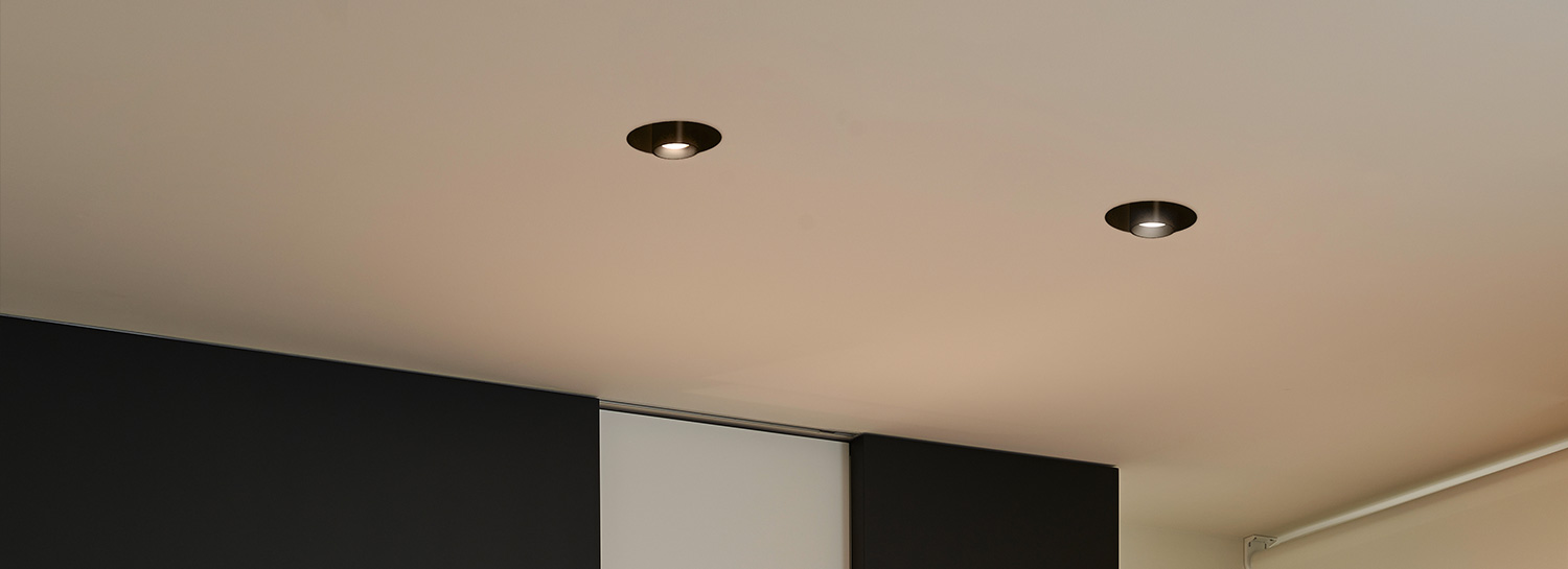 Johnny Commercial Led Recessed Downlights Flos