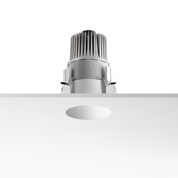 Kap Round Led Recessed Downlight Flos Architectural