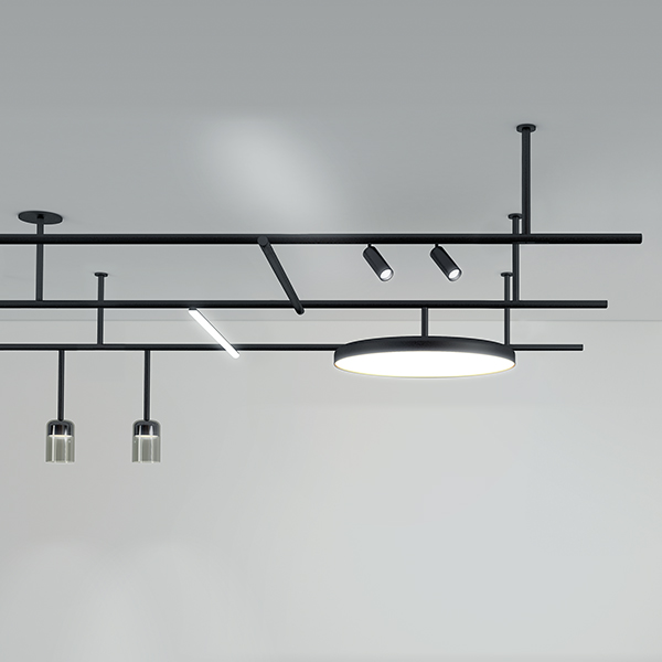 Commercial Modern Lighting Systems Flos Architectural